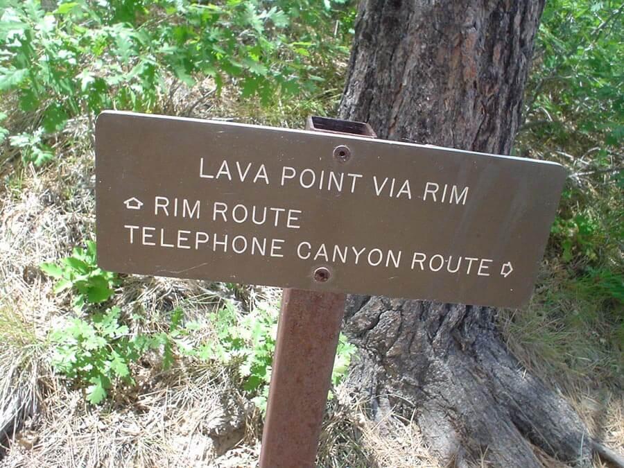 Lava Point
