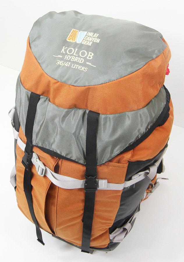 Kolob Front View