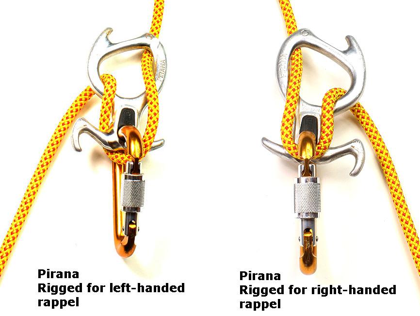 Left Handed or Right Handed Setup