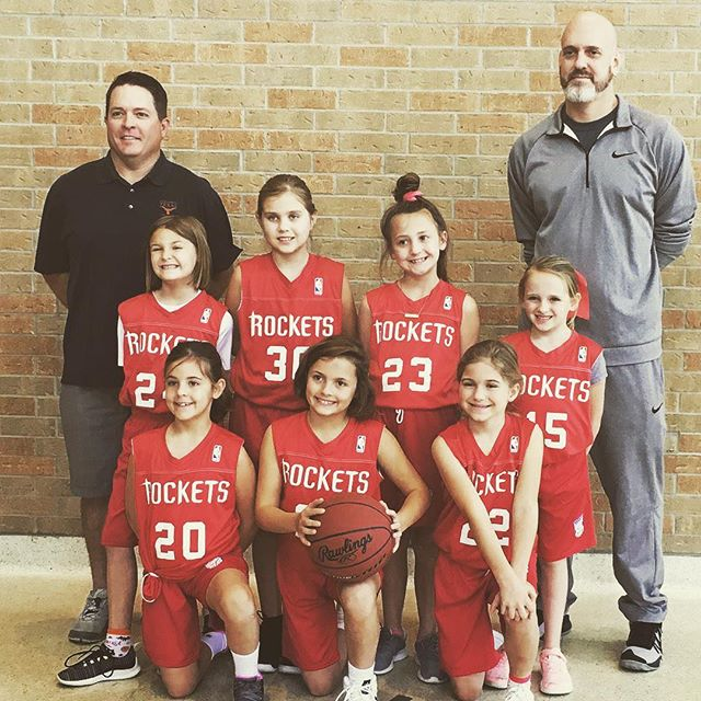 They wouldn't let us be the Celtics, so we settled for the Rockets. #basketball #youthbasketball #basketballislife #ballislife #hoopdreams #trusttheprocess #austinbasketball #texasbasketball #austintx #austin #cedarparktx #cedarpark