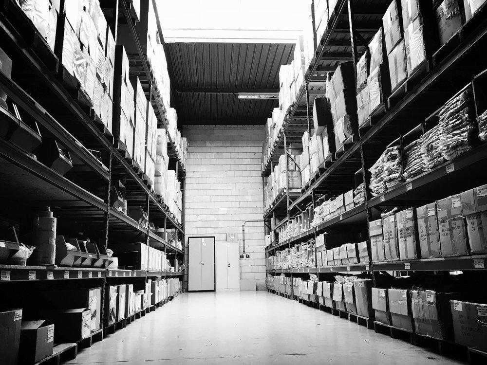 Warehousing | Streefland Textiles