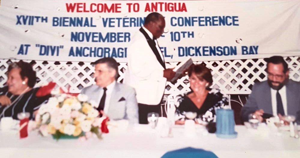 Antigua, 1990