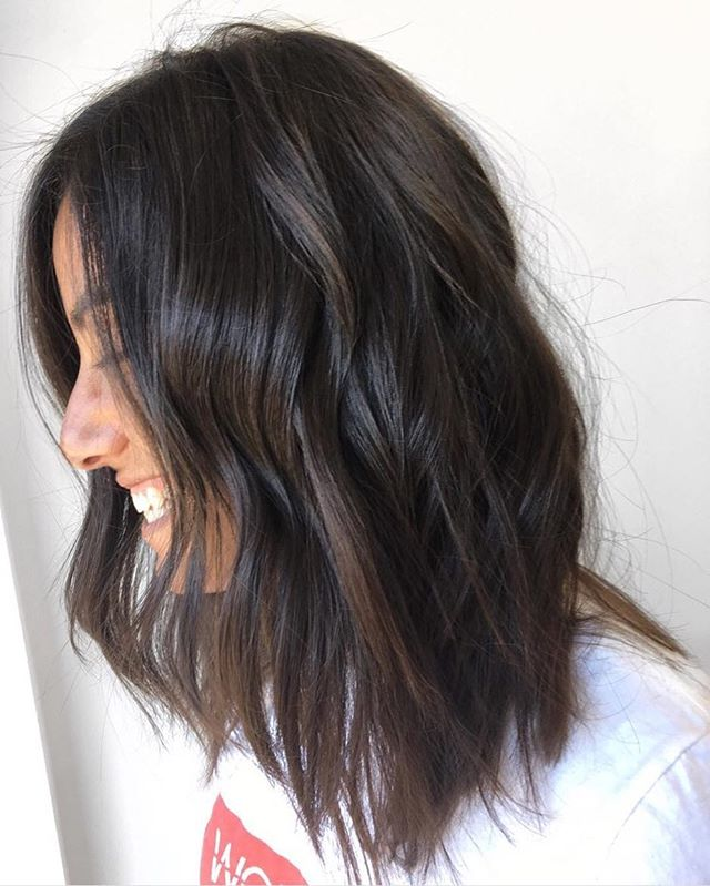 Fresh cut by @glamedbycrystal #igk #igkhair #amika #mizutani #studiovibes #womanshaircut #hair #haircut #nyc #independentartist #hairstyles #longislandhairstylist #stylists #behindthechair #modernsalon #wedocoolshit