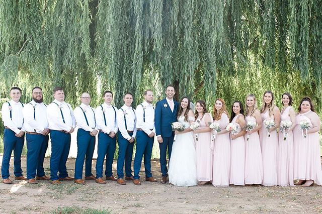 Officially the biggest bridal party we've ever taken photos of ❤️ #partyof16 🙌🏻👌🏻 . . . . . #melissaenaultphotography #sacramentoweddings #sacramentoweddingphotographer #theknot #wolfeheightseventcenter #vacavilleweddingphotographer #fairfieldphotographer #vacavillephotographer #bridalparty #bigbridalparty #napaweddings #napaphotographer #napaweddingphotographer #bayareaphotographer #bayareaweddings #bayareaweddingphotographer #californiaweddings #californiaweddingphotographer #buildandbloom #mastinlabs