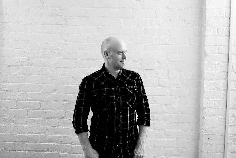 Alex, creative director at burningred