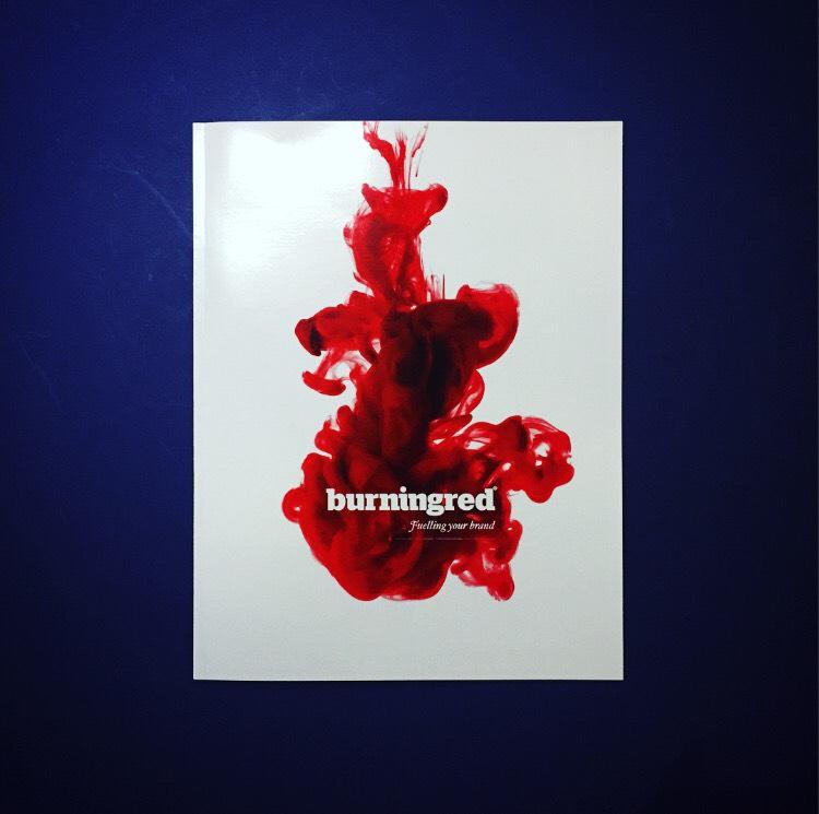 Burningred studio brochure