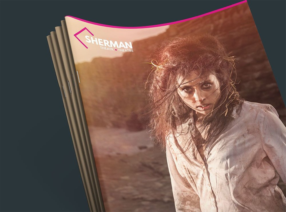 Lord of the Flies - Advertising Collateral Design