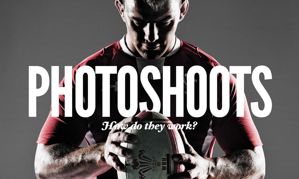 How Photoshoots Work - Marketing Advice