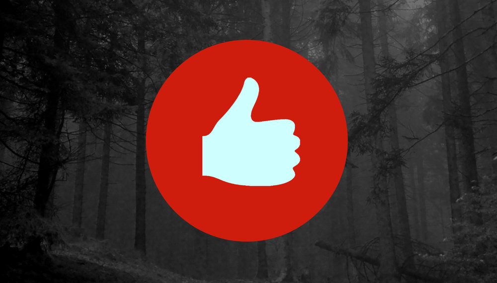 Burning Red thumbs up