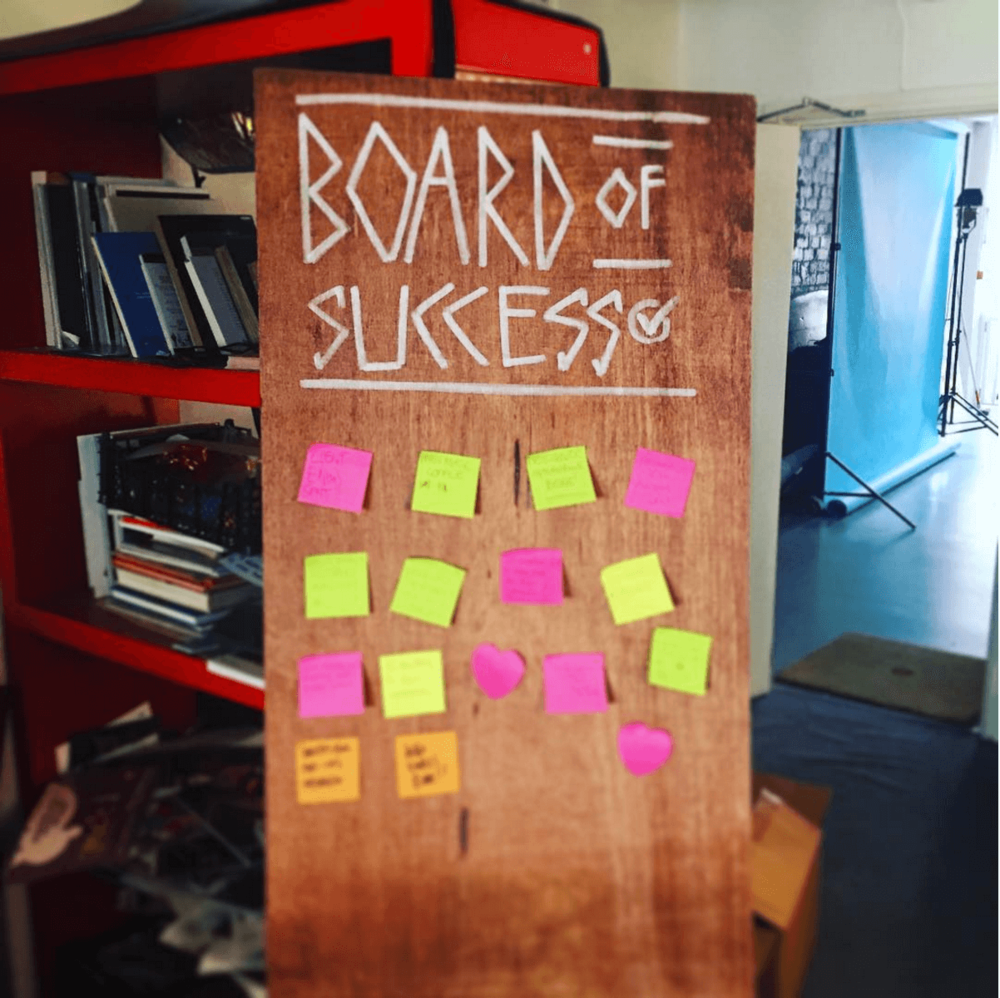 success board