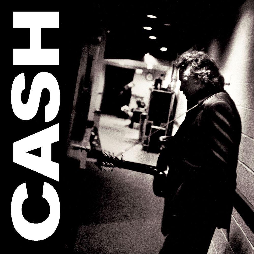 Johnny Cash album artwork