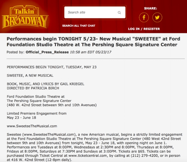 TALKINBWAY_Sweetee.press