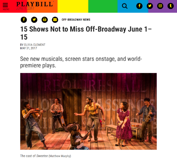 PLAYBILL_Sweetee.press