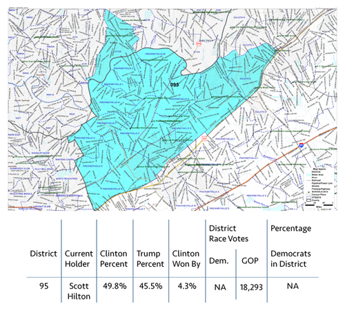 Map Of Georgia Voting Districts.House District 95 159 Georgia Together 159 Georgia Together