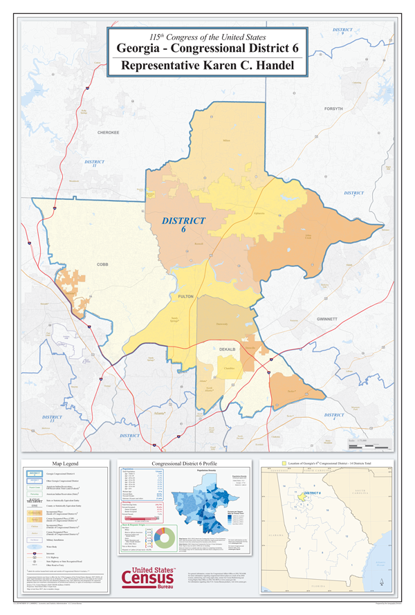 U.S. District 6 — 159 Georgia Together 159 Georgia Together