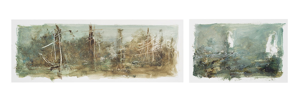 Series of Studies on the Sea no 20, Brisons Veor (UK)