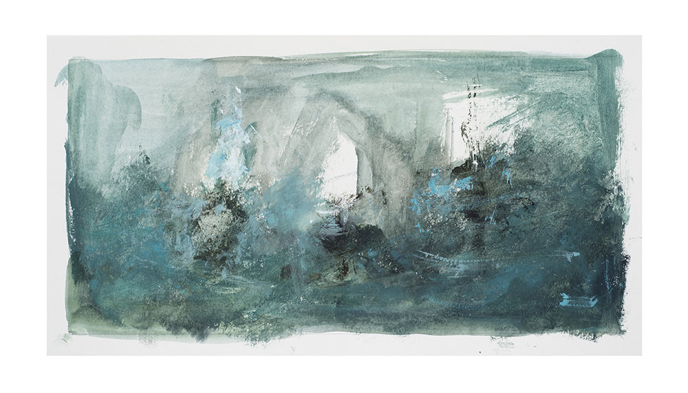 Series of Studies on the Sea no 19, Brisons Veor (UK)