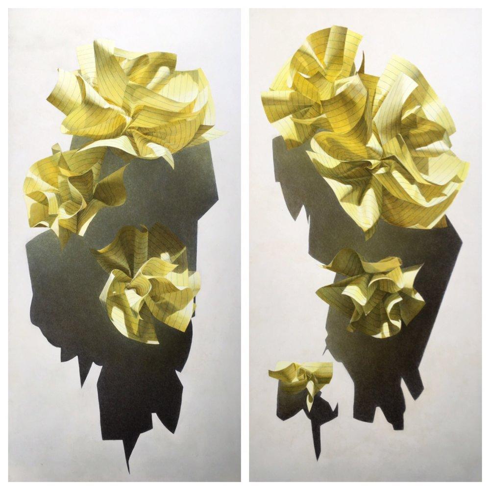 Paper Floral 2