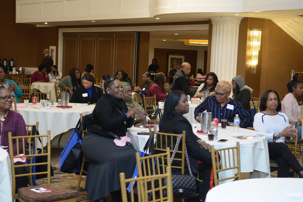 Attendees at the 2018 Women's Empowerment Summit