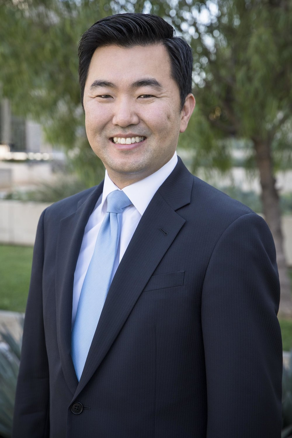 Councilman David Ryu  City of Los Angeles, District 4