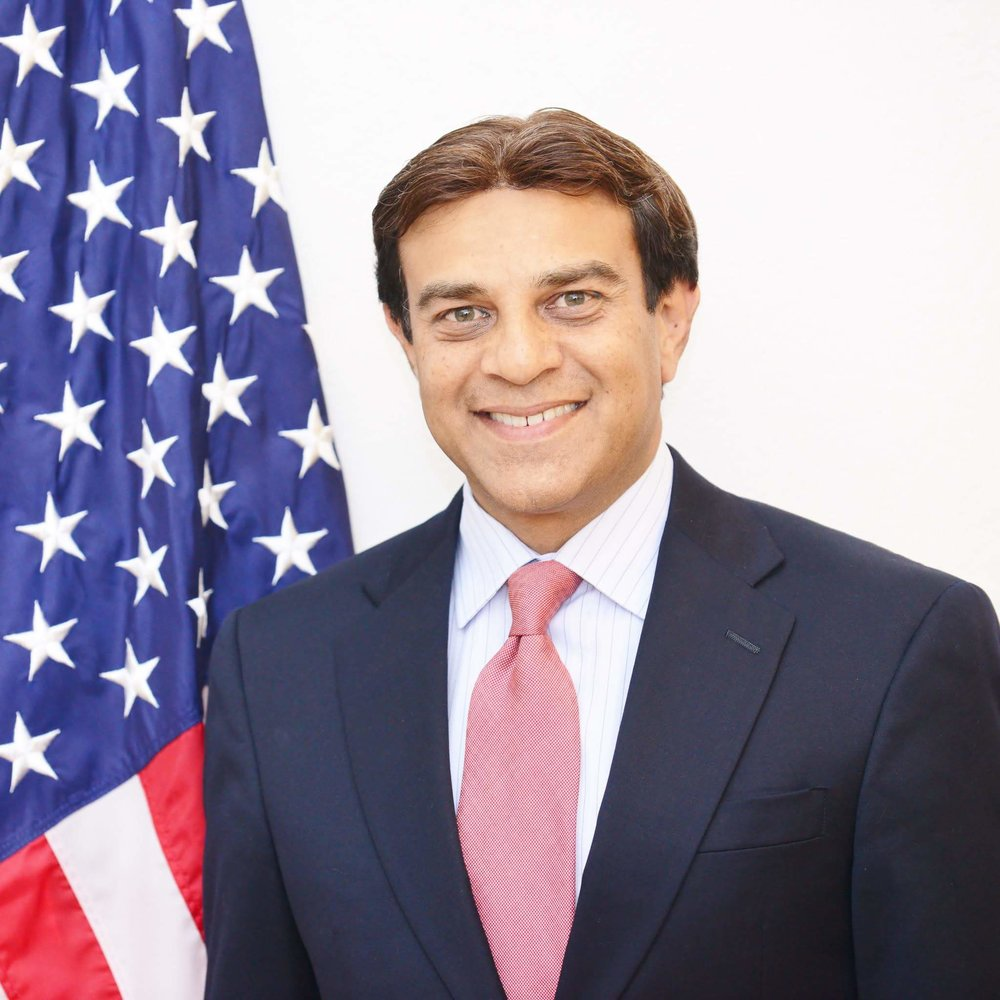 Mayor Ali Sajjad Taj  City of Artesia