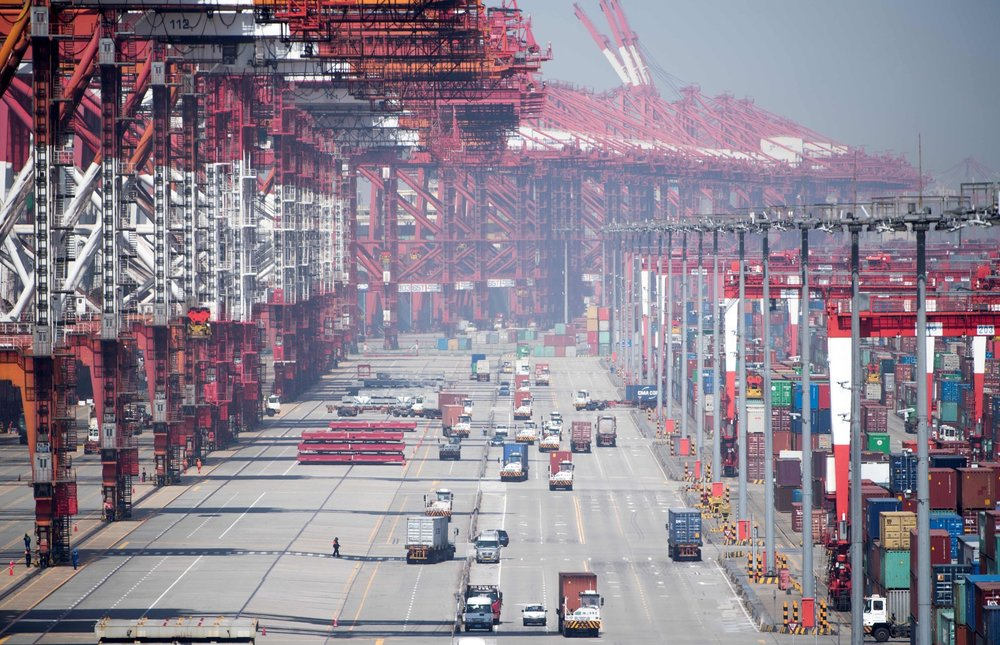 The Trump administration is holding six days of hearings on its proposal to impose tariffs on an additional $200 billion worth of Chinese goods.  Credit Johannes Eisele/Agence France-Presse — Getty Images