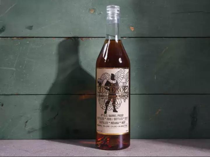 Mic.Drop. Straight Bourbon Whiskey