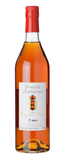 Domaine d'Esperance 5 Year Bas Armagnac