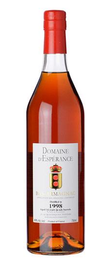 Domaine d'Esperance Bas Armagnac 1998