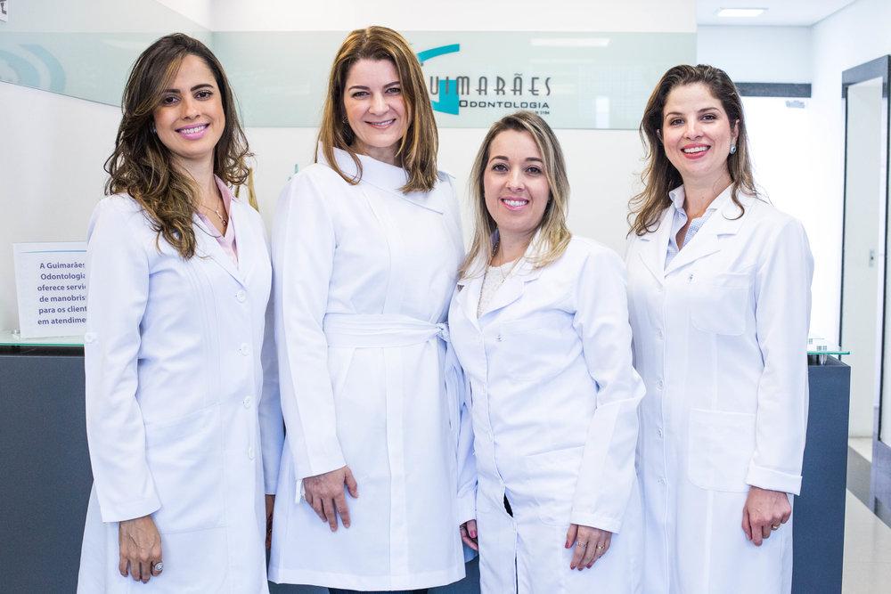 Dentistas Clínica Guimarães
