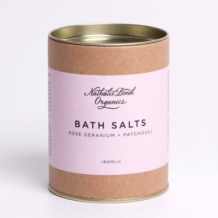 Rose & Patchouli Bath Salts £15