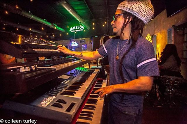 Praise HIM. Always work to do! 📸: @colleenblackbirdstudiosboston  #rootsalmighty #rootsandculture #higherfrequency #livereggae