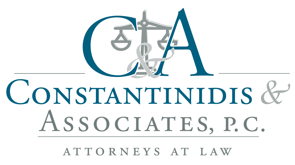 NYC Personal Injury Settlements | Constantinidis & Associates, P C