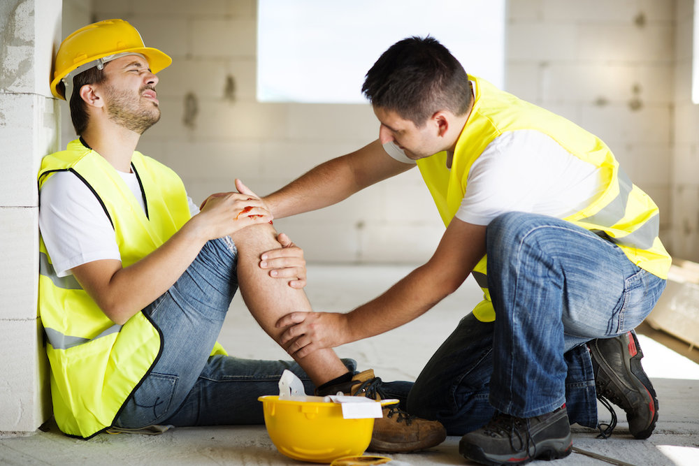 CONstruction accidents - We will help you get the care you need and the compensation you deserve!