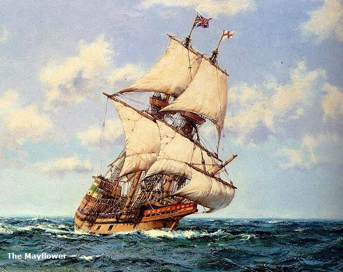 Mayflower II on the Open Seas.jpg