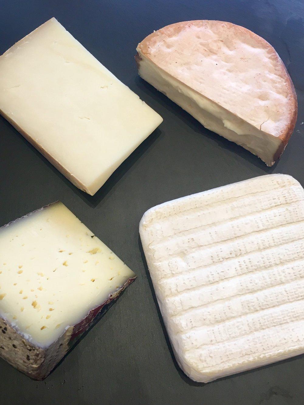 Team Meeting Cheese Board