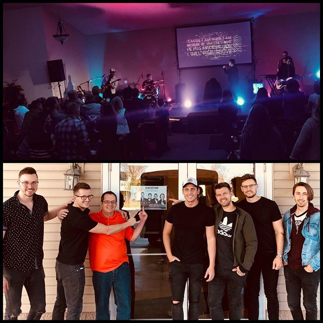 Thanks for having us this weekend Union City First Baptist Church! We had a great time with ya :-)