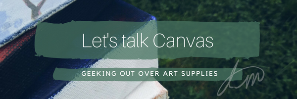 Let's talk canvas