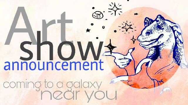It's happening, folks! Star Wars, Art, explosions! Yay!