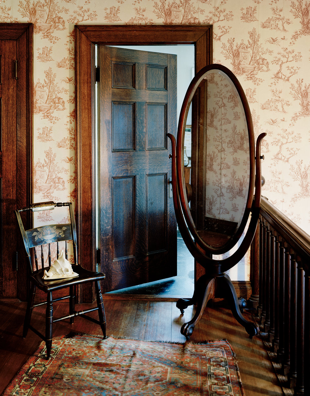 Mirror and Wall II, 2009