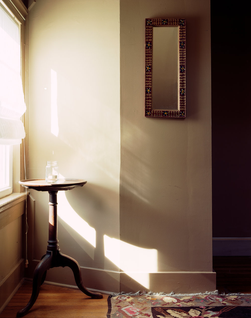 Table and Glass, 2008