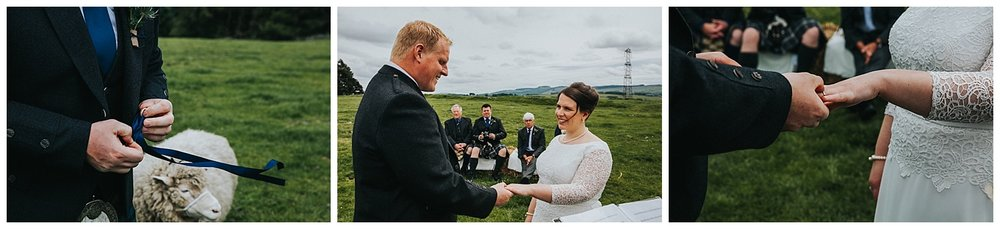 kinross wedding photography