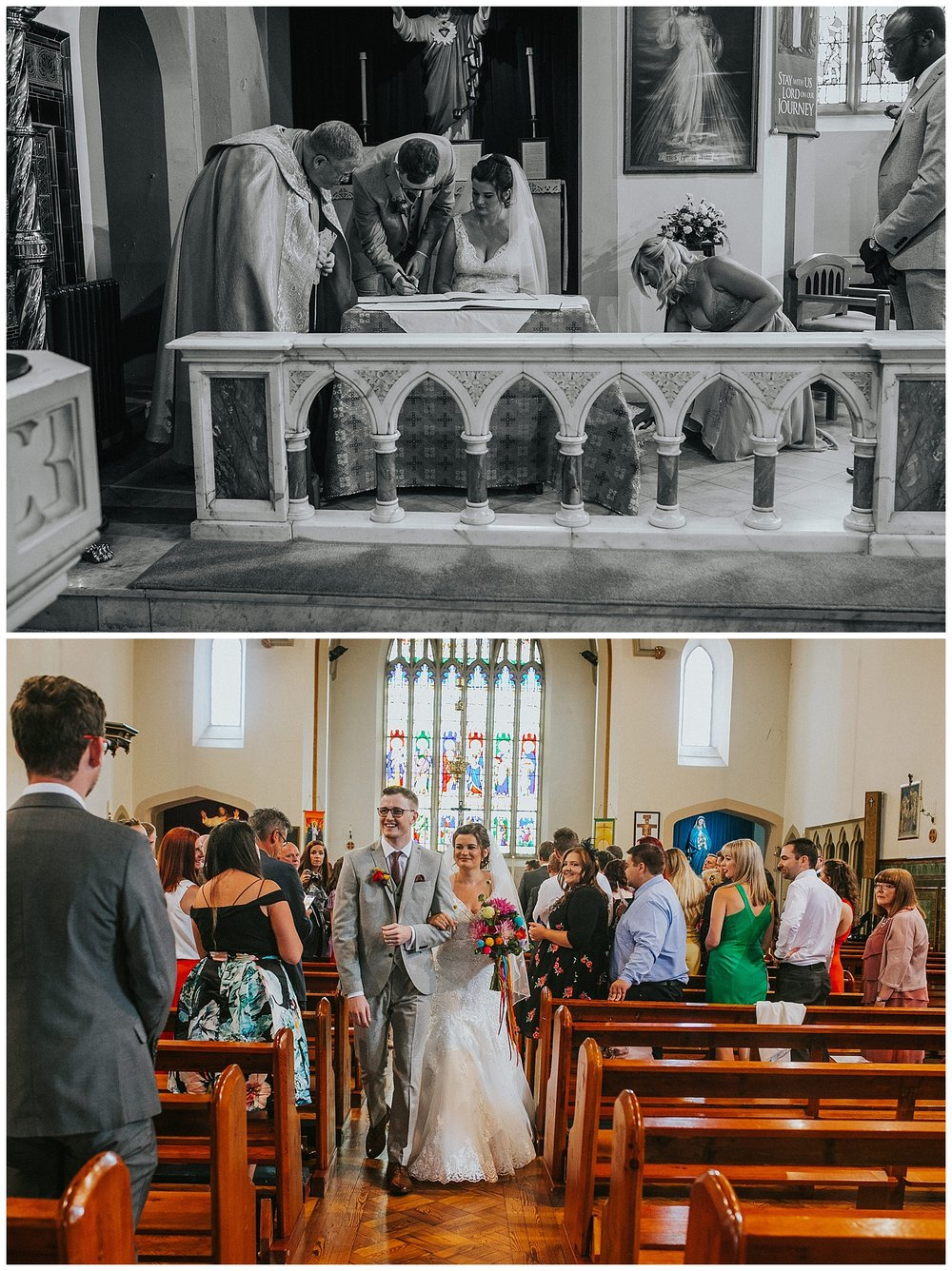The Old Grammar School Middleton wedding photography 10.jpg