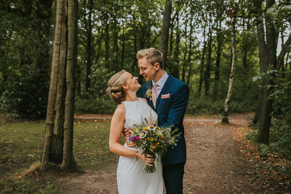 heaton park wedding phtoography