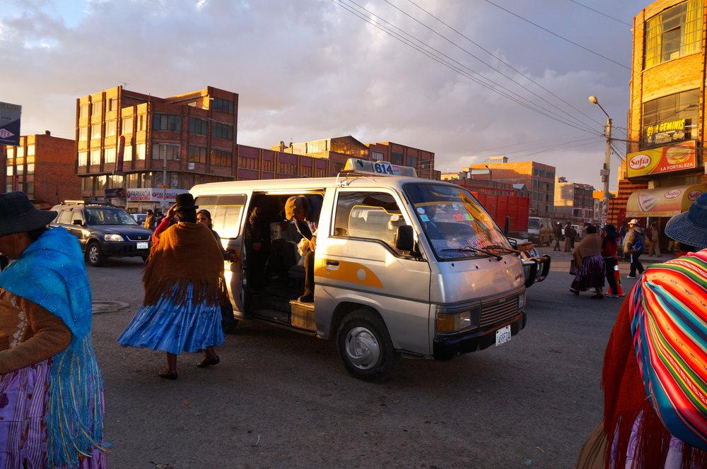 Minibus in El Alto. Image credit Gwen Kash.jpg