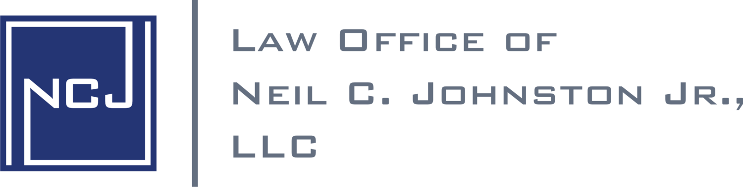 Estate Planning, Will & Trust | Mobile | Baldwin | Alabama | Law Office of Neil C. Johnston, Jr., LLC