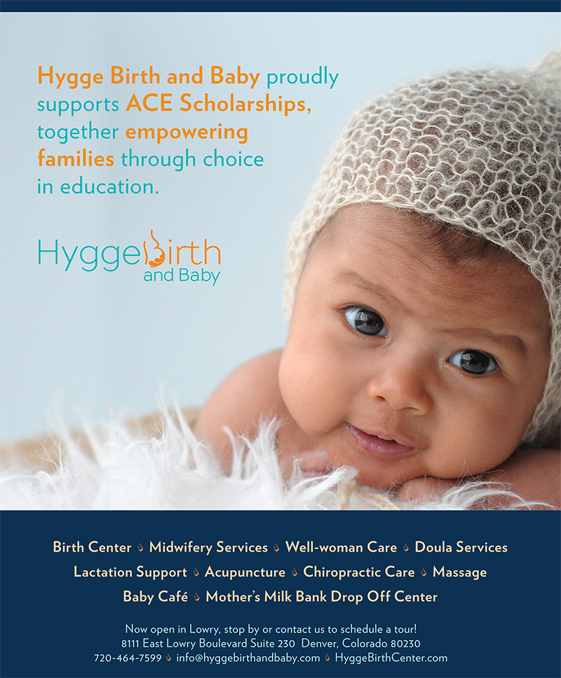 Hygge provided sponsorship for the ACE Scholarships 2018 Women's Luncheon.
