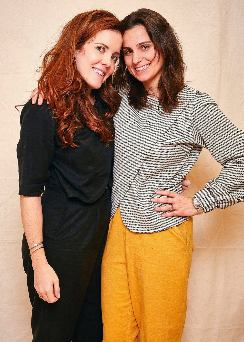 Founded by childhood best friends—Ashley Melone and Danielle Walish—who were lucky enough to transition into motherhood five weeks apart, Madri Collection is run by nursing moms and working moms for nursing moms and working moms. -