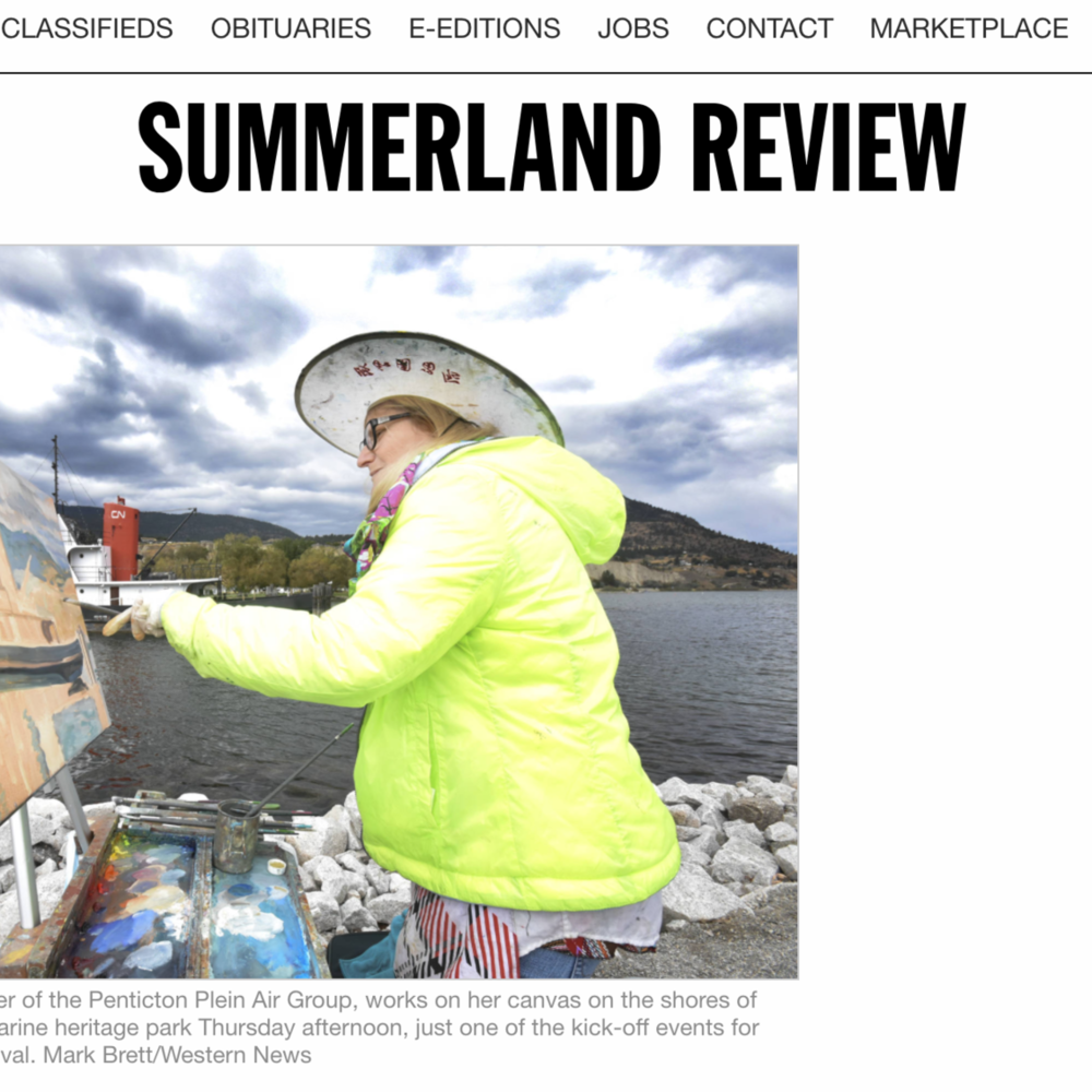 Summerland Review Article - click here