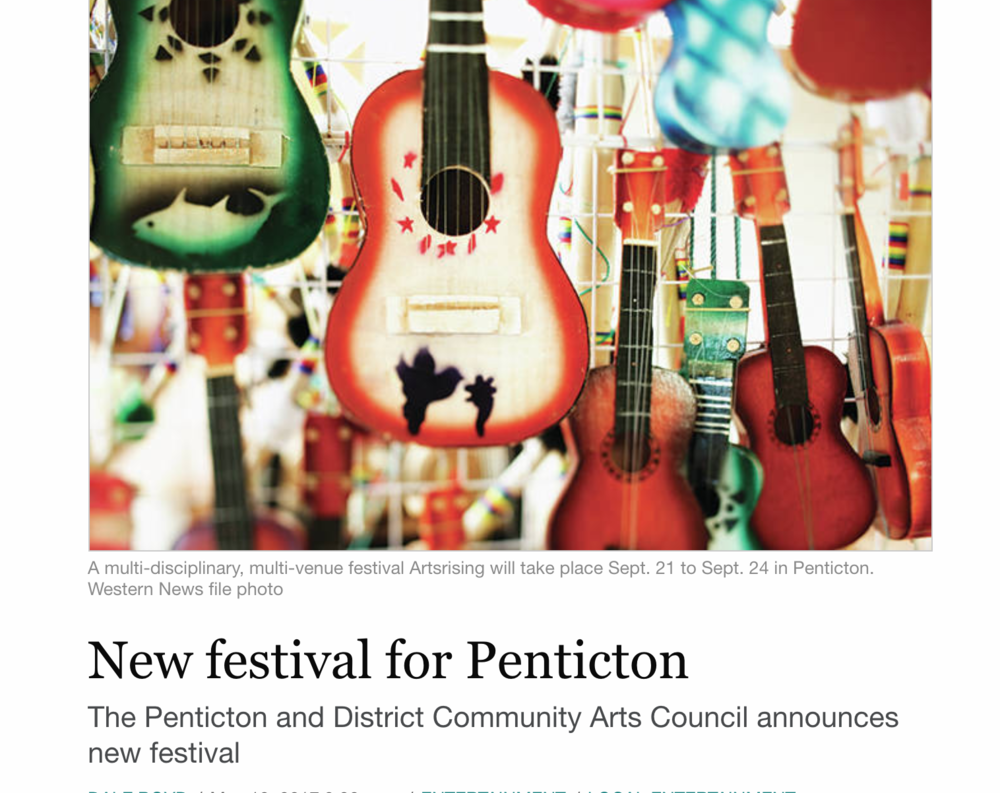 Penticton western news - click here